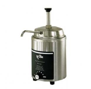 Star Food Warmer 4 qt. w/pump - 4RW-P