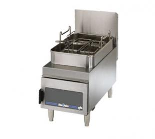 Star-Max Countertop Gas Fryer With Twin Baskets - 615FF