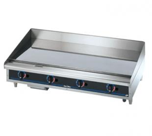 "Star Star-Max Chrome Gas Griddle 48"" - 648TCHSF"