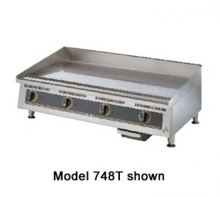 "Star Ultra-Max Griddle 24"" - 724TA"