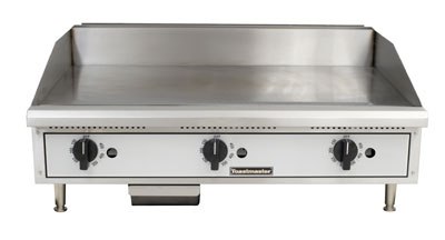 Toastmaster 36 Inch Countertop Griddle With Thermostat - TMGT36