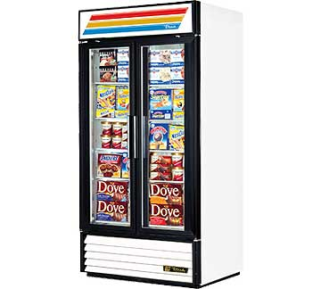 TRUE Freezer Merchandiser - GDM-35F-LD
