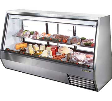 TRUE Double Duty Deli Case TDBD-96-3