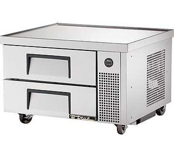 "TRUE Refrigerated Chef Base 36-3/8""L - TRCB-36"