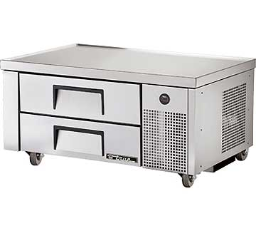 "TRUE Refrigerated Chef Base 48-3/8""L - TRCB-48"