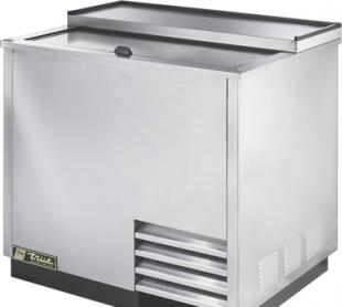 True Stainless Steel Glass Chillers