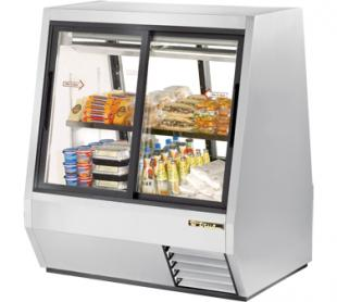 TRUE Double Duty Deli Case TDBD-48-4