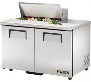 TRUE Sandwich Prep Table 12 Cu. Ft. TSSU-48-8-ADA