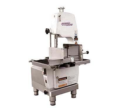 Turbo Air German Knife Table Mount Meat Saw - GBS-230A
