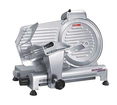 "Turbo Air German Knife Food Slicer 10"" - GS-10LD"
