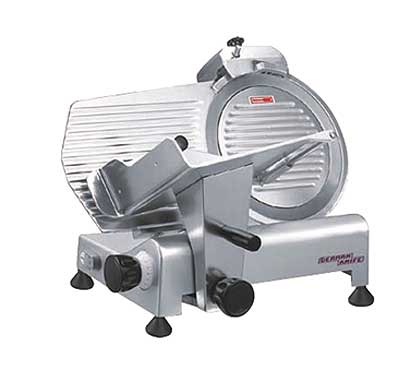 "Turbo Air German Knife Food Slicer 12"" - GS-12LD"