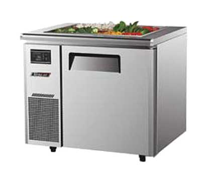 Turbo Air J Series Refrigerated Buffet Table-side mount 7.5 cu. ft. - JBT-36