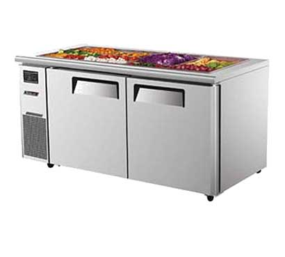 Turbo Air J Series Refrigerated Buffet Table-side mount 10.9 cu. ft. - JBT-48