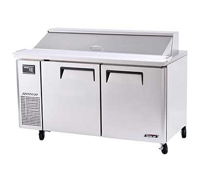 Turbo Air J Series Sandwich/Salad Unit-side mount 15 cu. ft. - JST-60