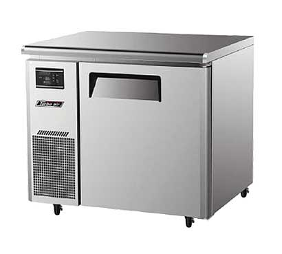 Turbo Air J Series Side Mount Undercounter Freezer 7 cu. ft. - JUF-36
