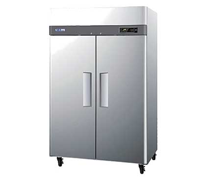 Turbo Air M3 Solid Door Freezer M3F47-2 - Two Door