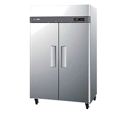 Turbo Air Two Door Reach-In Refrigerator