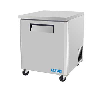 Turbo Air MUF-28 Under Counter Freezer