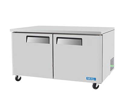 Turbo Air MUR-60 Under Counter Refrigerator 2-Section