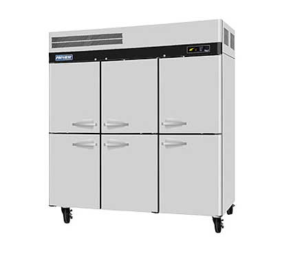 Turbo Air Premiere Series Freezer, Reach-in 77 cu. ft. - PRO-77-6F