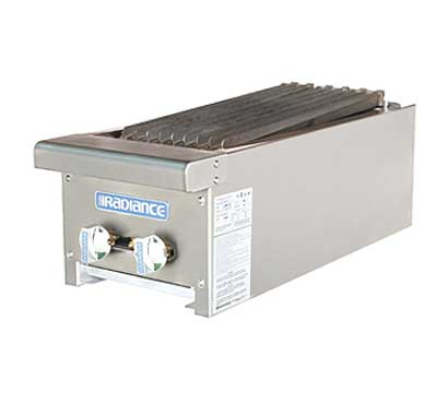 Turbo Air Radiance Charbroiler - 2 Burners