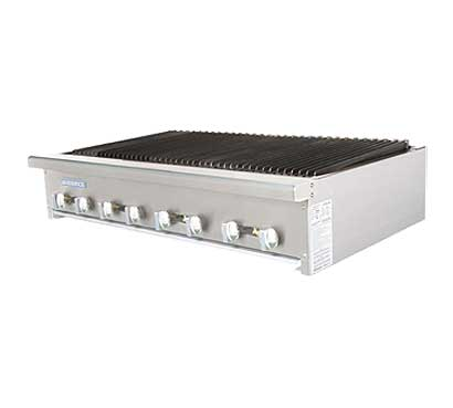Turbo Air Radiance Charbroiler - 8 Burners