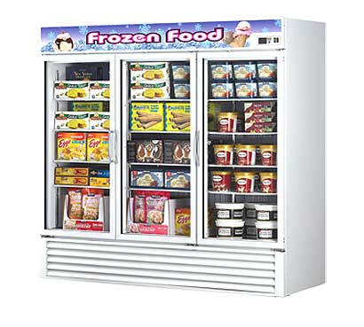 Turbo Air Turbo Air Freezer Merchandiser 72 cu. ft. - TGF-72F