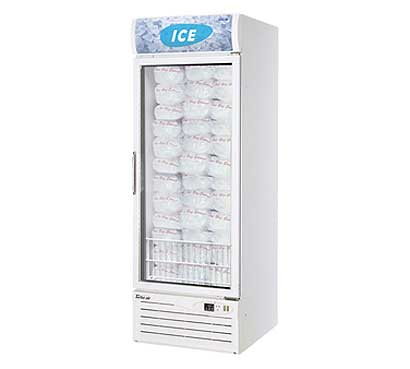 Turbo Air Ice merchandiser 21.1 cu.ft. - TGIM-23