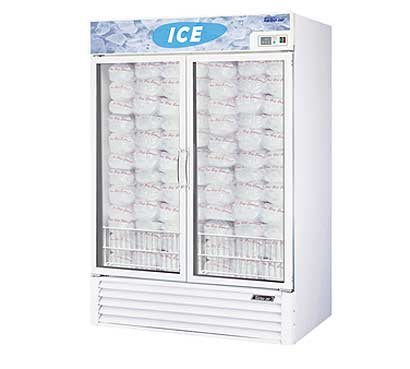 Turbo Air Ice merchandiser 46.2 cu.ft. - TGIM-49