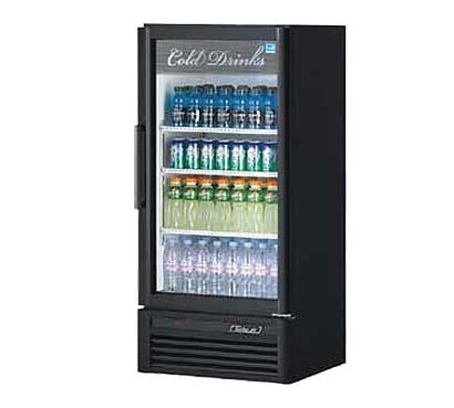 Turbo Air Super Deluxe Refrigerated Merchandiser - 9.3 cu. ft., TGM-10SD