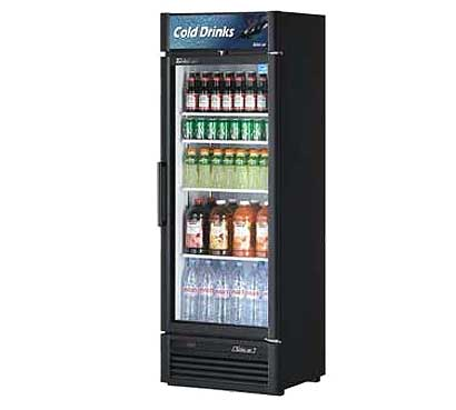 Turbo Air Super Deluxe Refrigerated Merchandiser - 15.9 cu. ft. TGM-15SD