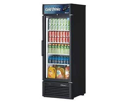 Turbo Air Super Deluxe Refrigerated Merchandiser - 21.1 cu. ft. TGM-23SD