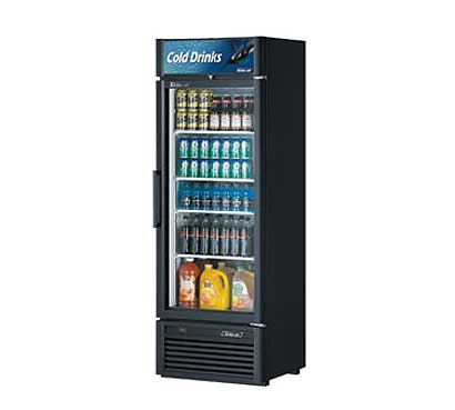 Turbo Air Super Deluxe Refrigerated Merchandiser 17.5 cu. ft. - TGM-20SD