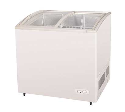 Turbo Air Turbo Air Ice Cream Merchandising Case 7.3 cu. ft. - TSD-35CF