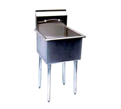 Mop Sink Stainless Steel : Turbo Air TurboAir Mop Sink 18/304 stainless steel bowl - TSA-1MOP