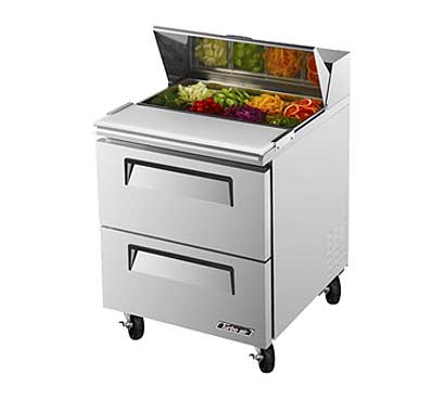 Turbo Air TurboAir Super Deluxe Sandwich/Salad Unit 7 cu. ft. - TST-28SD-D2