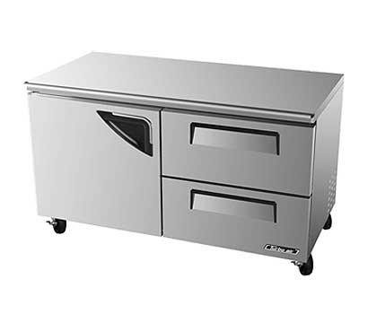 Turbo Air TurboAir Super Deluxe Series Undercounter Refrigerator 16 cu. ft. - TUR-60SD-D2