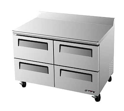 Turbo Air Super-Deluxe-Worktop-Freezer-Cu Product Image 413