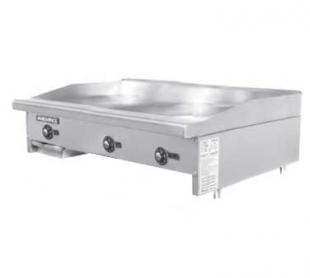 "Turbo Air TATG-36 Radiance Griddle With Thermostat, 36"" Wide"