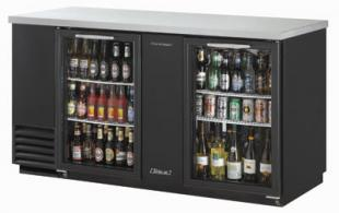 Turbo Air Back Bar Cooler - TBB-3SG