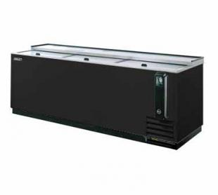 "Turbo Air Turbo Air Bottle Cooler 80""L - TBC-80SB"