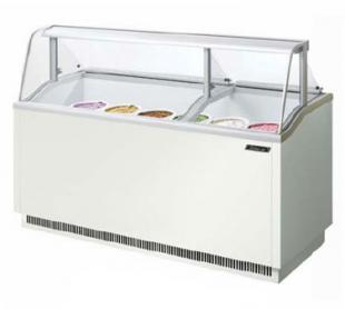 "Turbo Air TurboAir Ice Cream Dipping Cabinet 70""W - TIDC-70G"