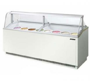"Turbo Air TurboAir Ice Cream Dipping Cabinet 91""W - TIDC-91G"