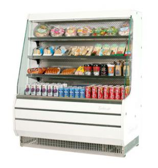 Turbo Air Turbo Air Open Display Merchandiser mid-height - TOM-40M