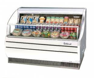 Turbo Air TurboAir Horizontal Open Display Merchandiser slim-line - TOM-50S