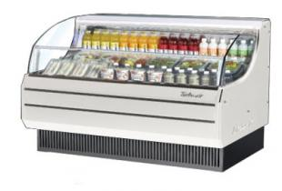 Turbo Air TurboAir Horizontal Open Display Merchandiser slim-line - TOM-60S