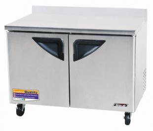 Turbo Air TurboAir Super Deluxe Worktop Freezer 12 cu. ft. - TWF-48SD
