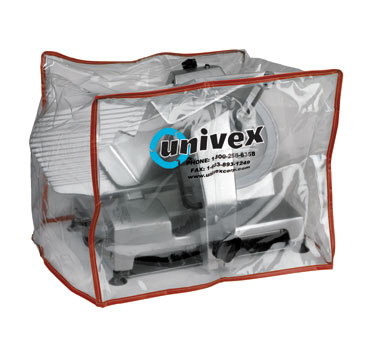 Univex Equipment Cover, Heavy Duty Clear Plastic - CV-2