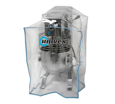 Univex Equipment Cover, Heavy Duty Clear Plastic - CV-6