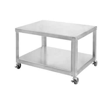 Valuable Unive Equipment Stand Under Shelf Locking Casters Product Photo